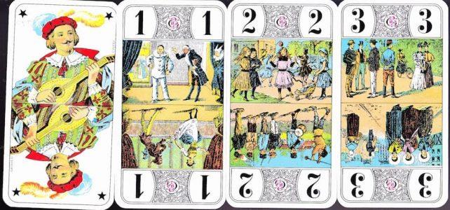 Les cartes de Tarot au cinéma